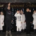 A Soproni Advent színpadán