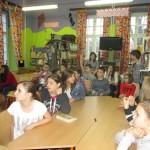 Kazinczy Szépkiejtési verseny iskolai forduló