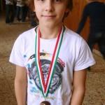 Úszósiker a régió bajnokságon