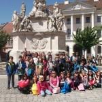 Együtt fedezték fel Sopront