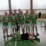 Floorball siker Komáromban