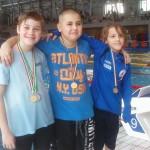 Úszó siker a diákolimpián