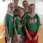 Kosár sikerek a Diákolimpián