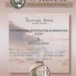 Gárdonyi matematikaverseny