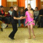 Másodikas táncosok