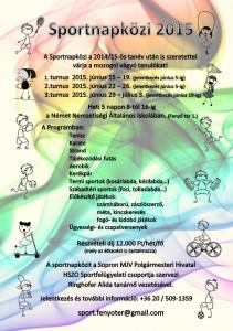 sportnapközi2015