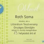 Litteratum németverseny