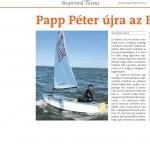 Papp Péter a Soproni Témában