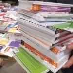 A tankönyvek átvételével kapcsolatos információk