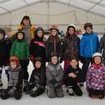 Városi jeges ügyességi verseny