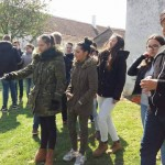 Német hagyományőrző verseny a Fertőszéplaki tájházakban