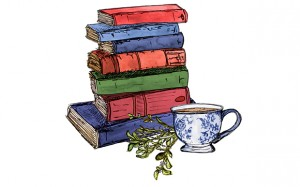 x rajzos könyvek bögrével christmasbooks_3115354b