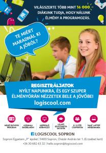 Logiscool meghívó