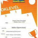 Diákolimpia - Játékos sportverseny