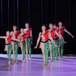 Sikeres táncosok