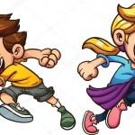 Diákolimpia Mezei futás - rajtidőpontok
