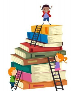 49920193-stock-illustration-stickman-illustration-of-kids-climbing-a-tall-stack-of-books