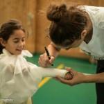 Olimpiai bronzérmes kosarassal toboroztak iskolánkban a Darazsak