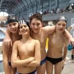 Diákolimpia - Úszás