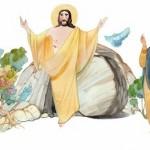 Húsvét vasárnap/Ostersonntag